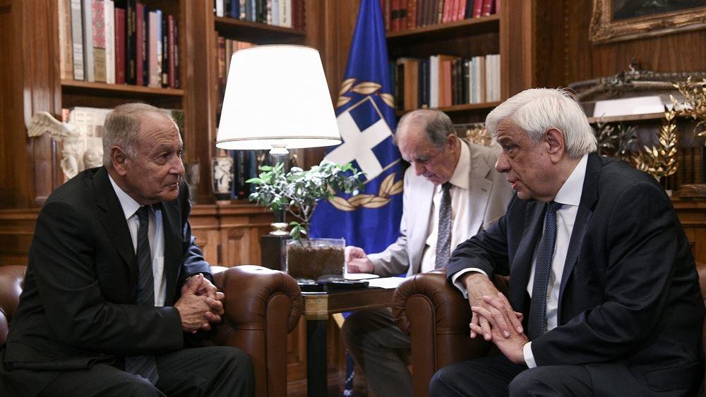 Παυλόπουλος: Να καταδικασθεί η προκλητική επέμβαση της Τουρκίας στη Συρία