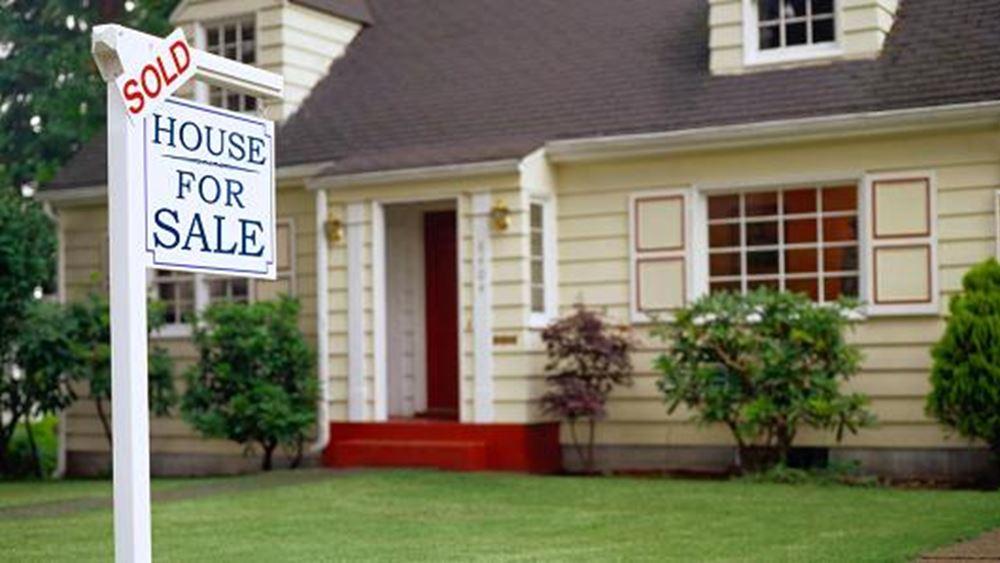 ΗΠΑ: Αύξηση 2% στις μεταπωλήσεις κατοικιών τον Οκτώβριο