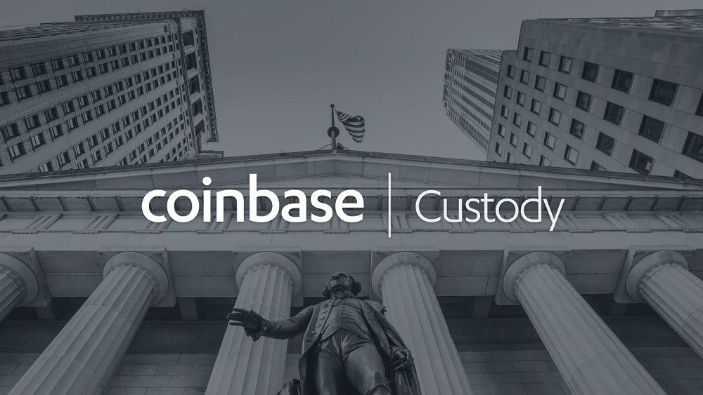 """Στα 328,8 δολάρια """"έκλεισε"""" η μετοχή της Coinbase - Στα 85,8 δισ. δολάρια η αποτίμηση"""