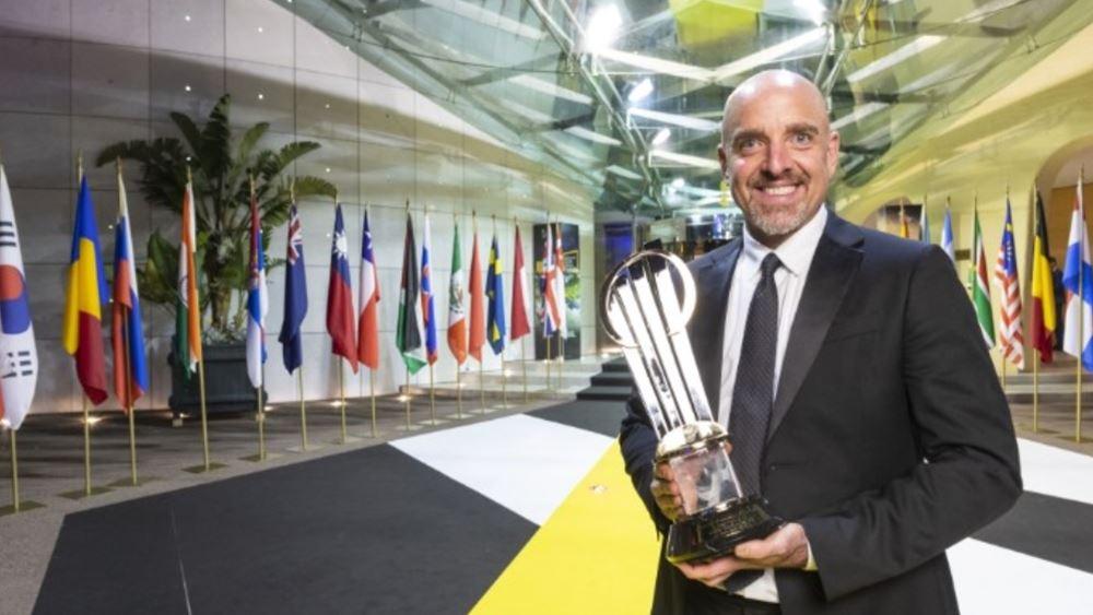 Στον Brad Keywell από τις ΗΠΑ ο τίτλος EY World Entrepreneur Of The Year 2019