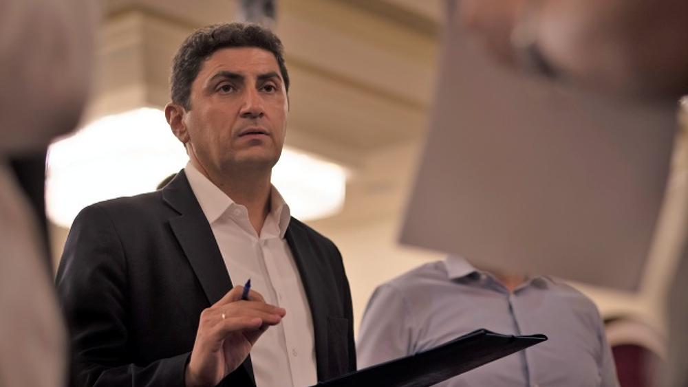 Παραίτηση Αυγενάκη ζητεί ο ΣΥΡΙΖΑ