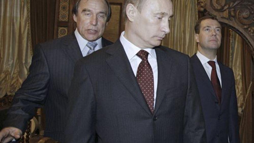 Πούτιν: Η Ρώμη μπορεί να βοηθήσει στην αποκατάσταση των σχέσεων Μόσχας - Βρυξελλών