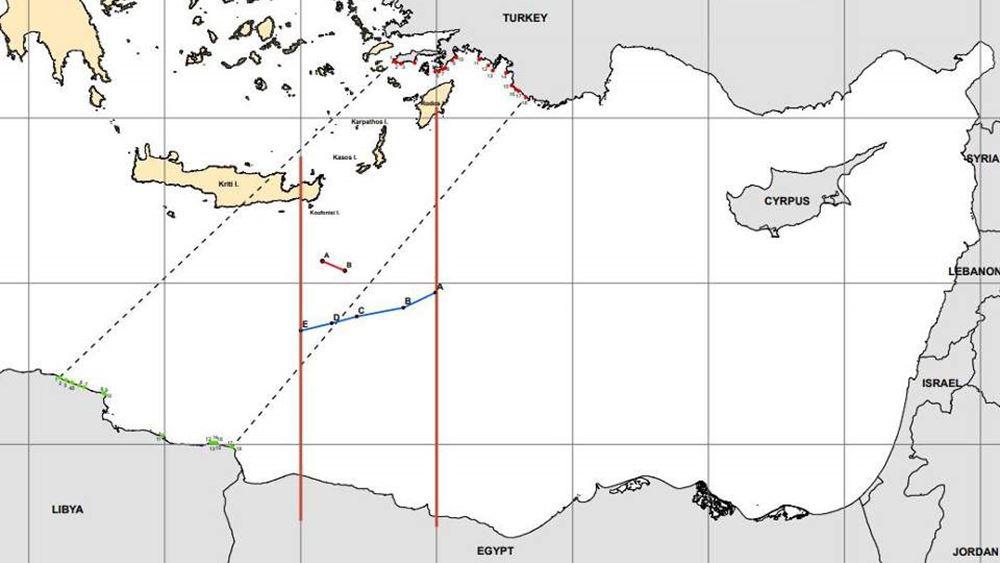 """Αλλαγή """"διαιτητή"""" στην ανατολική Μεσόγειο"""