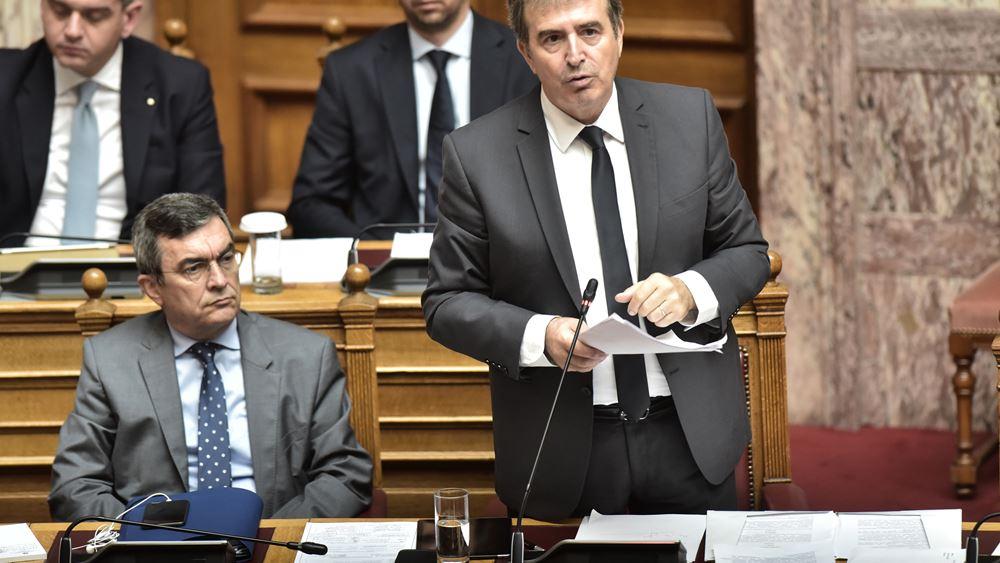 """Χρυσοχοΐδης: Ο νόμος για τις συναθροίσεις δεν θα αποτελέσει """"νέο πεδίο ασκήσεων ανυπακοής"""""""