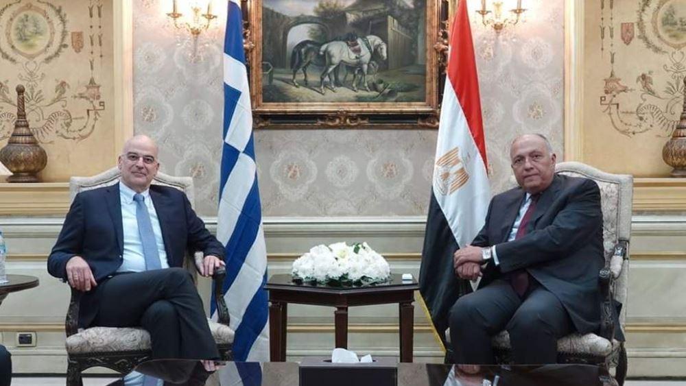 ΥΠΕΞ Αιγύπτου για Ανατολική Μεσόγειο: Όλες οι πλευρές να σεβαστούν το διεθνές δίκαιο