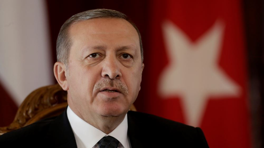 Ερντογάν σε μαθητές της Θράκης: Όλοι μαζί είμαστε Τουρκία