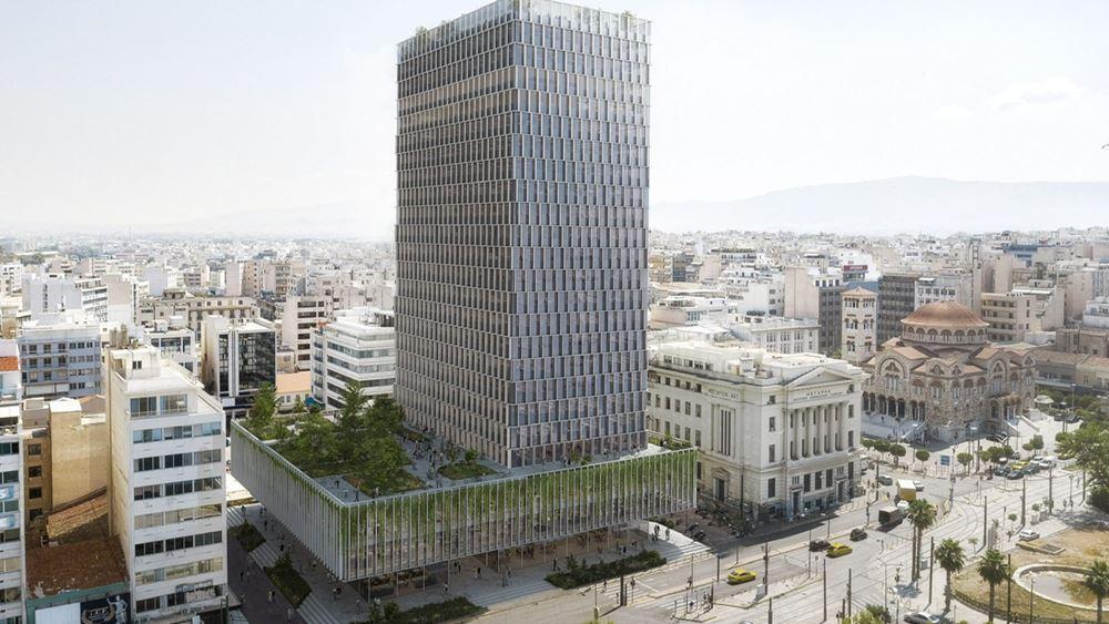ΤΕΡΝΑ: Υπεγράφη η σύμβαση για την ανακατασκευή του Πύργου του Πειραιά