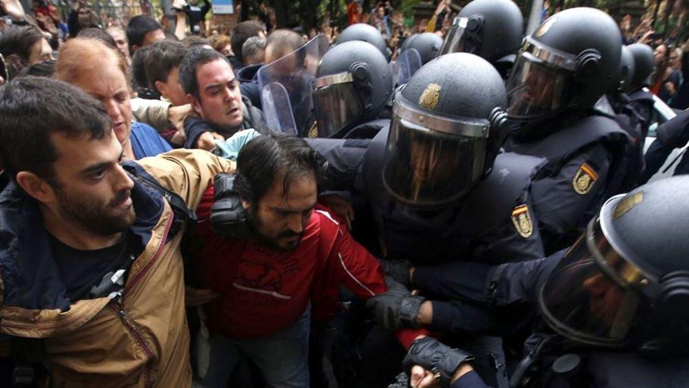 Ισπανός ΥΠΕΣ: Η κυβέρνηση της Καταλονίας επιχείρησε πραξικόπημα