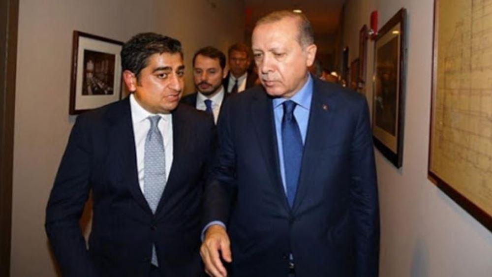 """Συνελήφθη στην Αυστρία Τούρκος επιχειρηματίας - Οι σχέσεις με Σοϊλού και """"ερντογανικούς"""" δημοσιογράφους"""