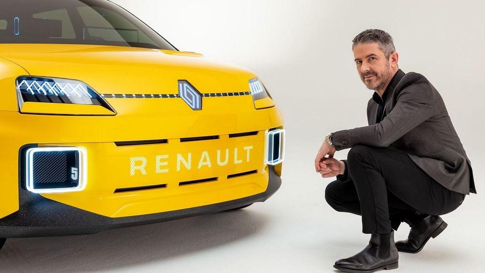 Το νέο θρυλικό διαμάντι της Renault