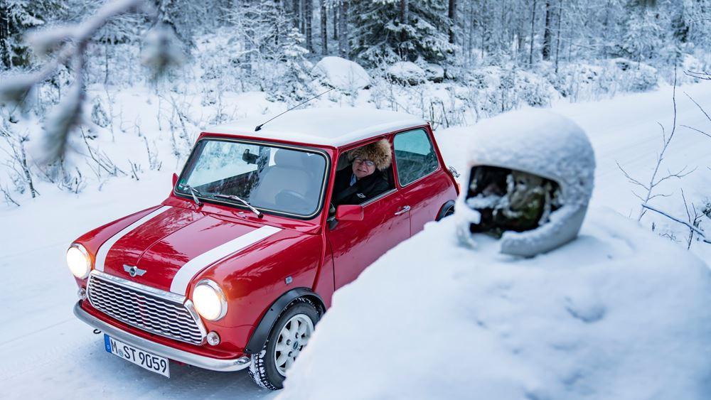 Ένα Χριστουγεννιάτικο δώρο για τον Rauno Aaltonen