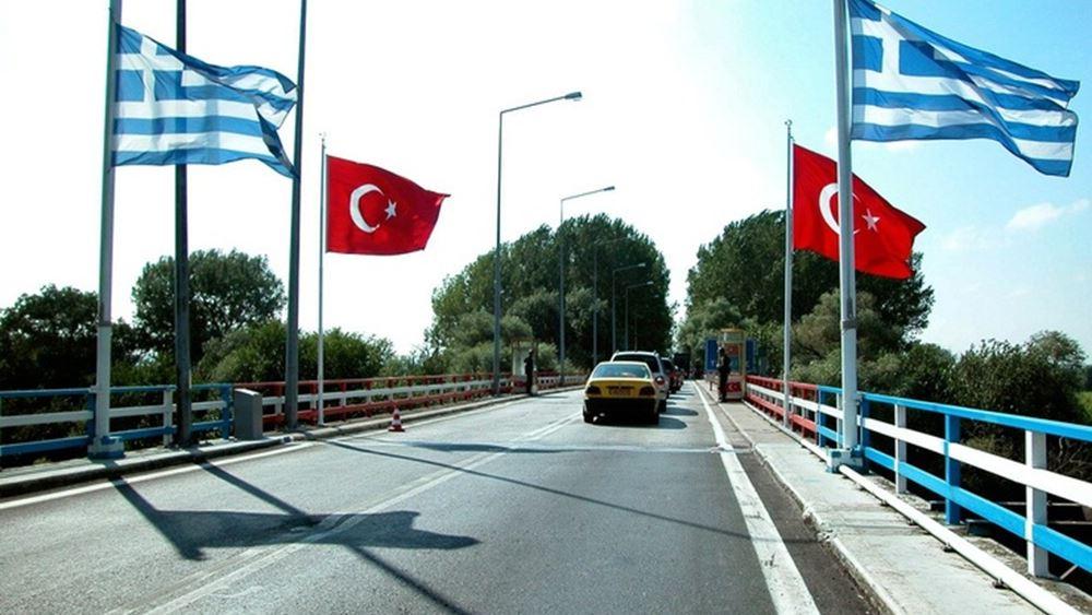 Περισσότεροι από 755.000 Τούρκοι υπήκοοι επισκέφθηκαν την Ελλάδα το 2019 μέσω Έβρου