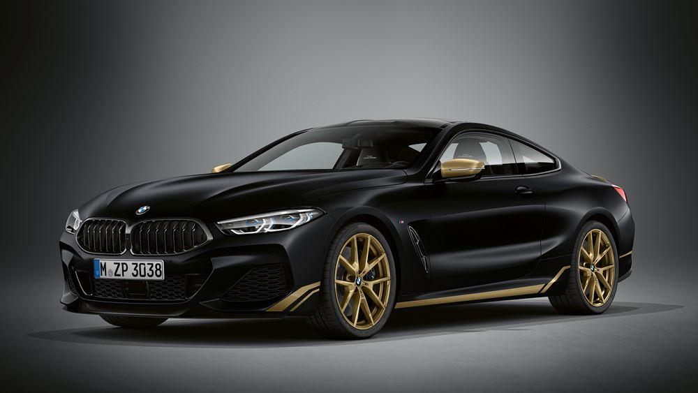 Νέα BMW Σειρά 8 Golden Thunder Edition
