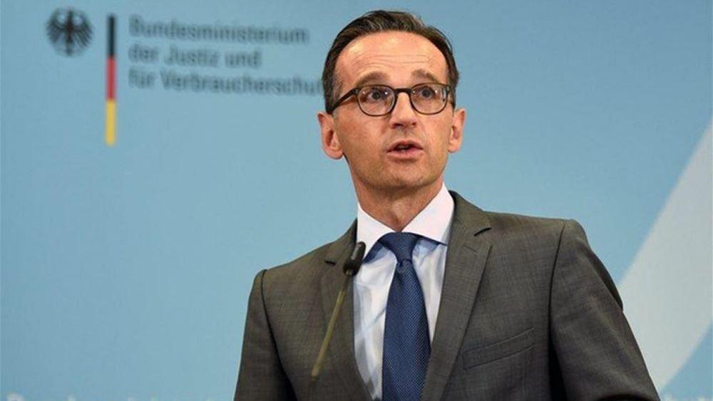 """Χ. Μάας: Η γερμανική προεδρία της Ε.Ε. θα είναι """"προεδρία για τον κορονοϊό"""""""