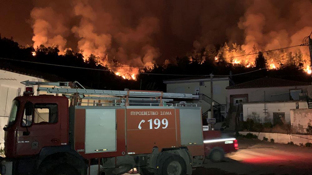 Η Βαυαρία δηλώνει την πρόθεσή της να αποστείλει βοήθεια στην Ελλάδα για τις πυρκαγιές