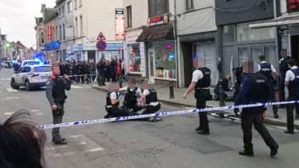 Επίθεση με μαχαίρι και στο Βέλγιο - Δύο τραυματίες