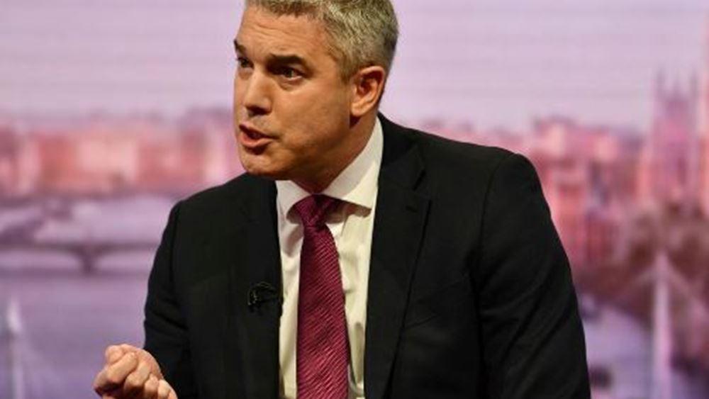 Μπάρκλεϊ: Η Βρετανία κάνει πρόοδο προς την κατεύθυνση μιας συμφωνίας για το Brexit