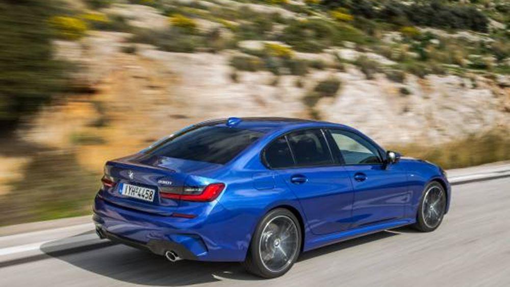 BMW: Υποχωρεί η μετοχή καθώς προειδοποιεί για μείωση κερδών