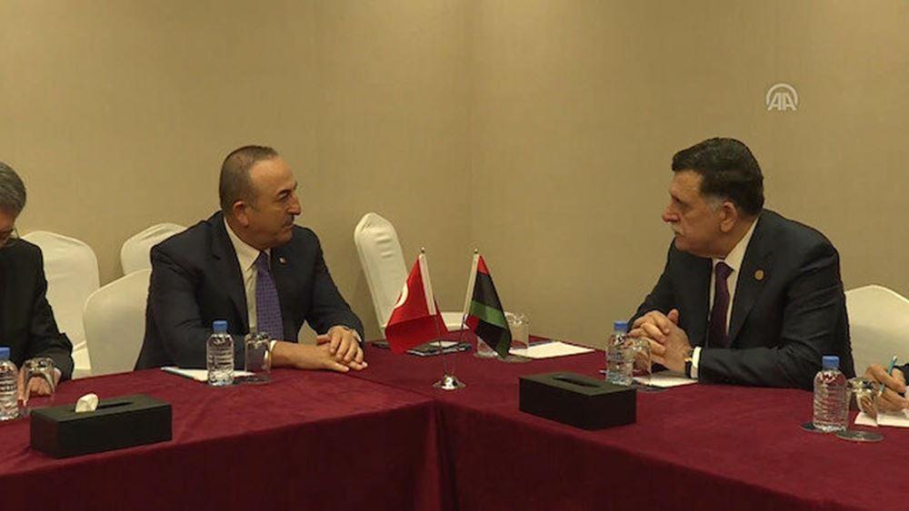 Μ. Τσαβούσογλου: Η Τουρκία θα συνεχίζει να υπερασπίζεται τα δικαιώματά της στην Αν.  Μεσόγειο