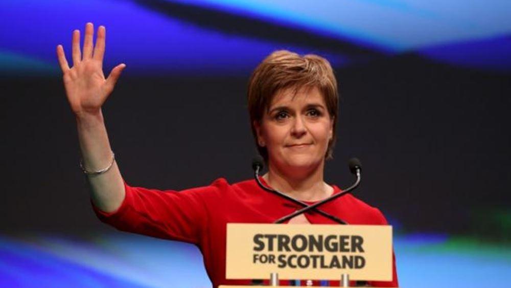 Σκωτία: Ο Τζόνσον δεν μπορεί να μας κρατήσει με το ζόρι στο Ην. Βασίλειο
