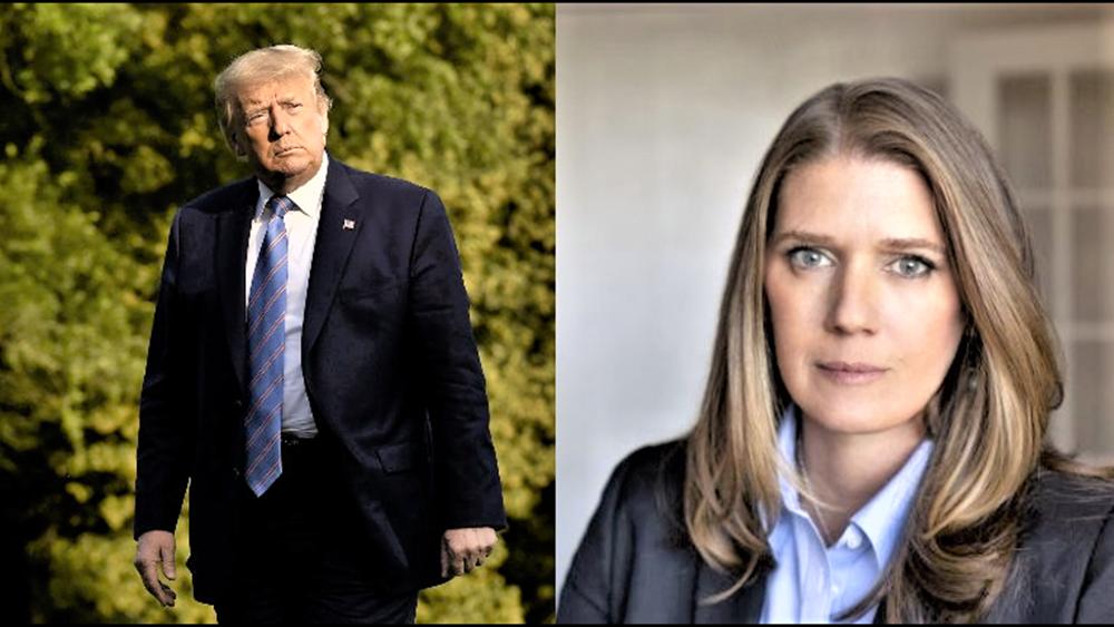 Η ανιψιά του Ντόναλντ Τραμπ ετοιμάζει βιβλίο: Θα αποκαλύψει μυστικά της οικογένειας