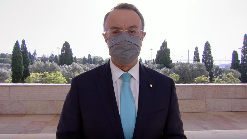 Σταϊκούρας:Η Ευρώπηέχει μπροστά της τέσσερις προκλήσειςμετά την πανδημία