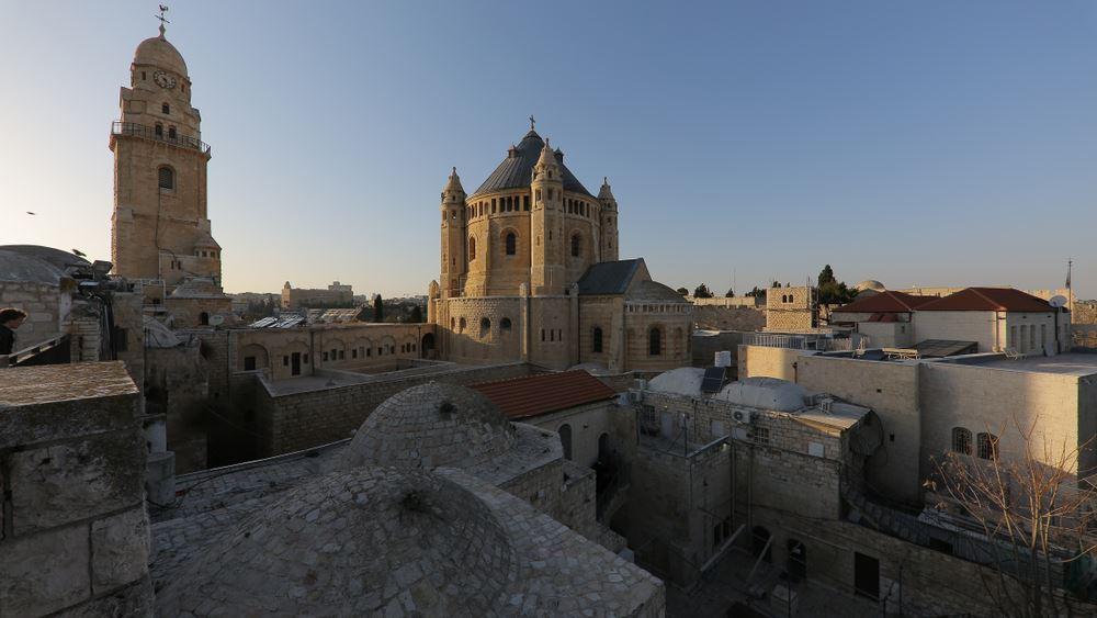 Μεσανατολικό: Τζάρεντ Κούσνερ και Ιβάνκα Τραμπ στην Ιερουσαλήμ για την τελετή ίδρυσης λόμπι