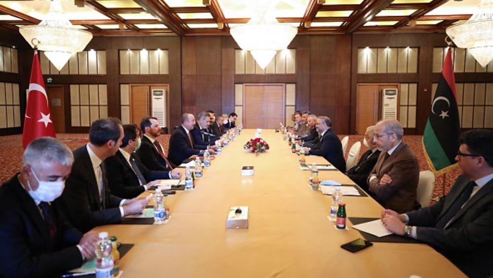 Οι φιλοδοξίες του Ερντογάν για τον ρόλο της Τουρκίας στη Λιβύη μεγαλώνουν