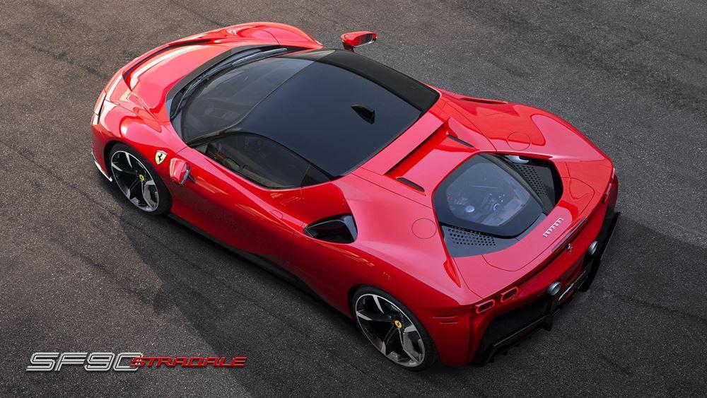 Ferrari: Υποχώρησαν τα κέρδη δ΄ τριμήνου
