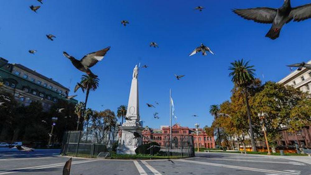 Αργεντινή: Σχεδόν 3.200 κρούσματα του νέου κορονοϊού σε 24 ώρες