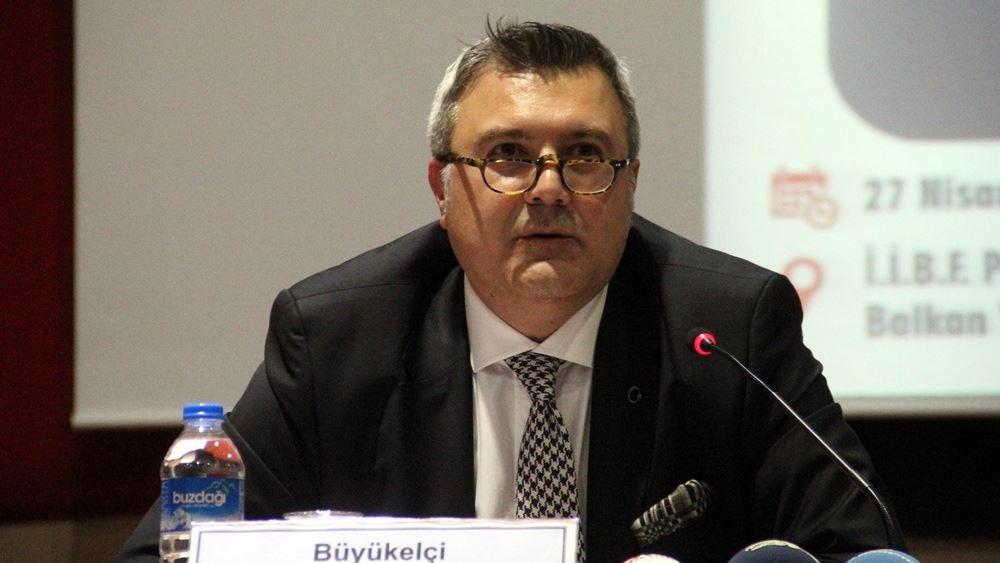 Ο Τούρκος πρέσβης στην Αλβανία εγκαλεί την κυβέρνηση γιατί δεν υποστηρίζει το Αζερμπαϊτζάν