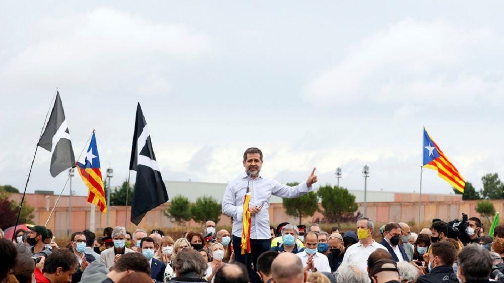 Ισπανια καταλανοι ηγετες απονομη χαρης