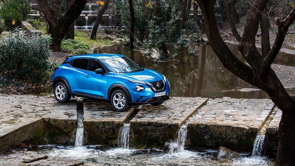 Πρώτη επαφή με τον νέο Nissan Juke