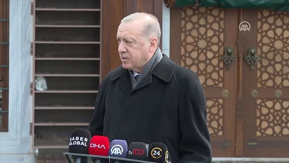Αντίδραση από Ερντογάν: Ο Τσαβούσογλου έβαλε στη θέση του τον Δένδια
