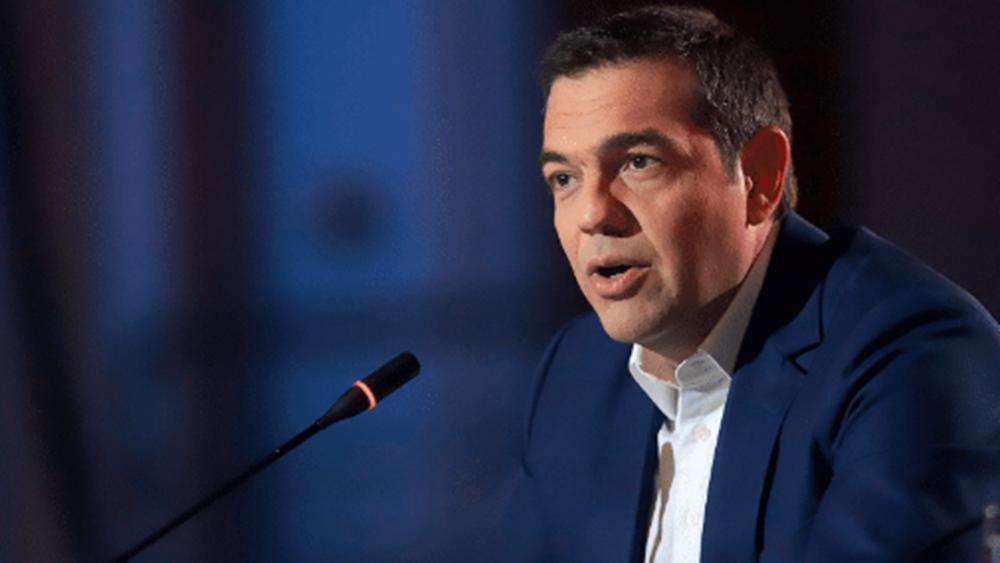 Αλ. Τσίπρας: Στην Αυστρία οι θεσμοί λειτούργησαν, στην Ελλάδα εκκωφαντική σιωπή