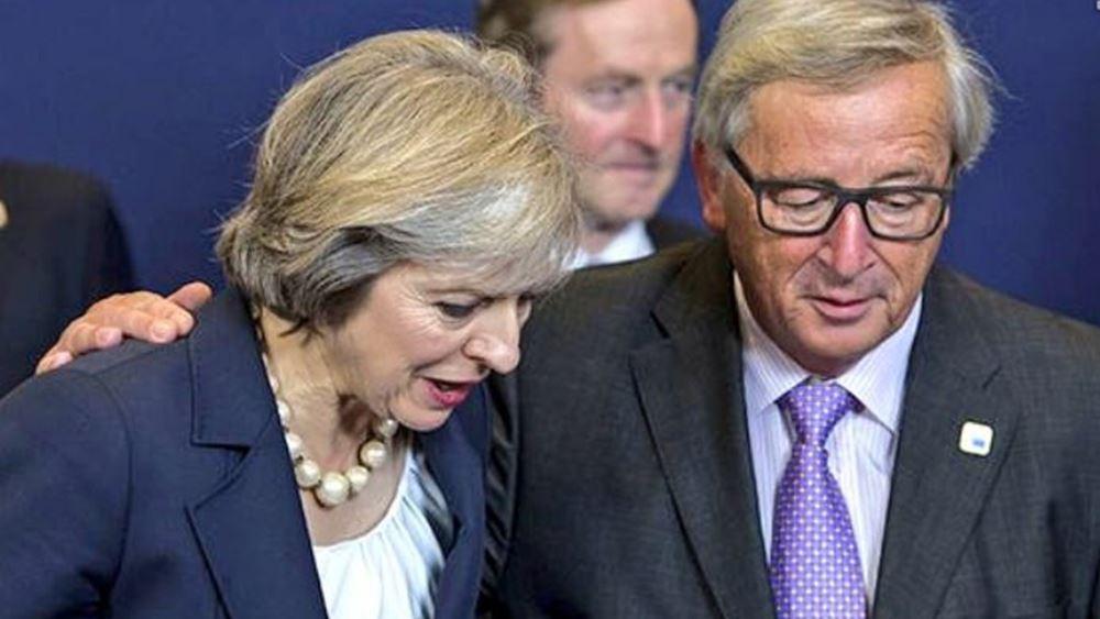 Brexit: Οι διαπραγματεύσεις βρίσκονται σε κρίσιμο σημείο, εκτίμησε η Μέι