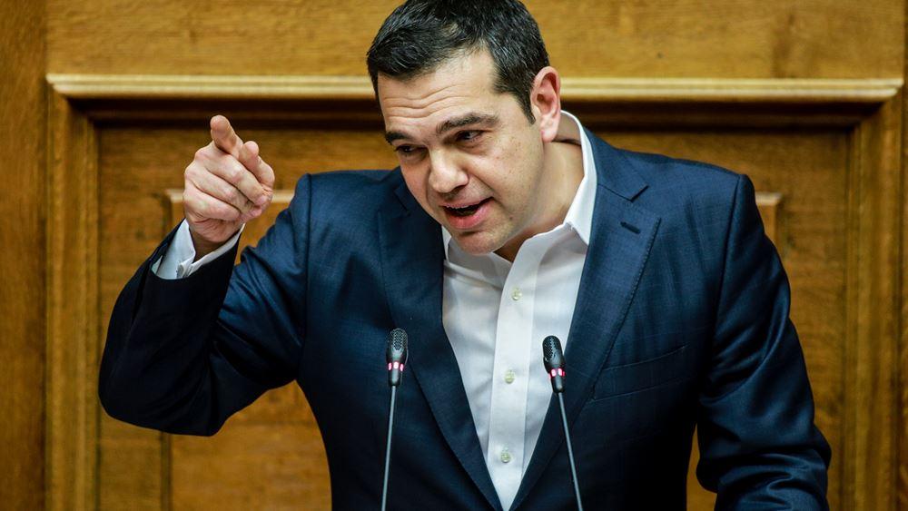 """Εκνευρισμός Τσίπρα για τα περί """"σοσιαλδημοκρατικής πολιτικής""""- Θετικά τα νέα μέτρα αλλά..."""
