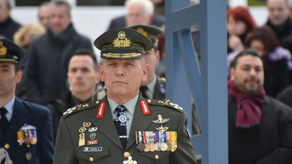 Διάθεση επιπλέον στρατιωτικού υγειονομικού προσωπικού για τη διερεύνηση νέων κρουσμάτων κορoνοϊού