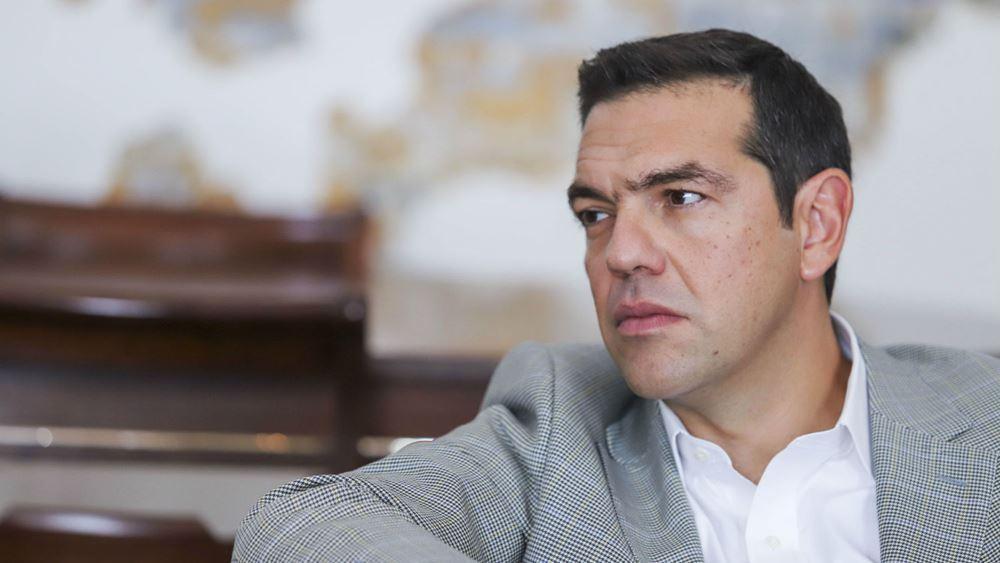 Α. Τσίπρας: Η συνεργασία με τους ΑΝΕΛ δεν είναι μιας χρήσεως