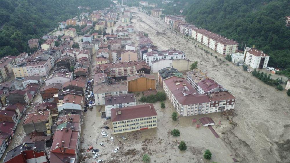 Τουρκία: Στους 31 ανήλθαν οι νεκροί από τις πλημμύρες - Οργή από τους επιζώντες