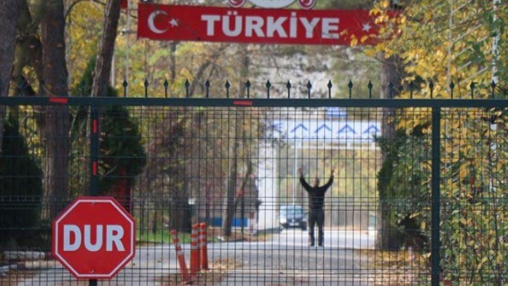 Τζιχαντιστής... εγκλωβισμένος στην νεκρή ζώνη Ελλάδας - Τουρκίας