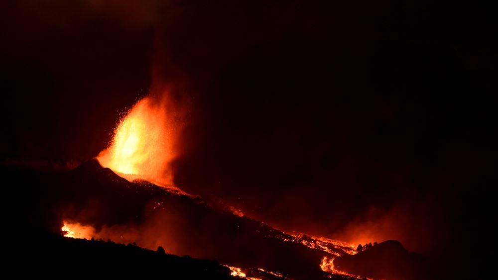 Ισπανία: Οικονομική βοήθεια 10,5 εκατ. ευρώ για τους πληγέντες από την έκρηξη του ηφαιστείου