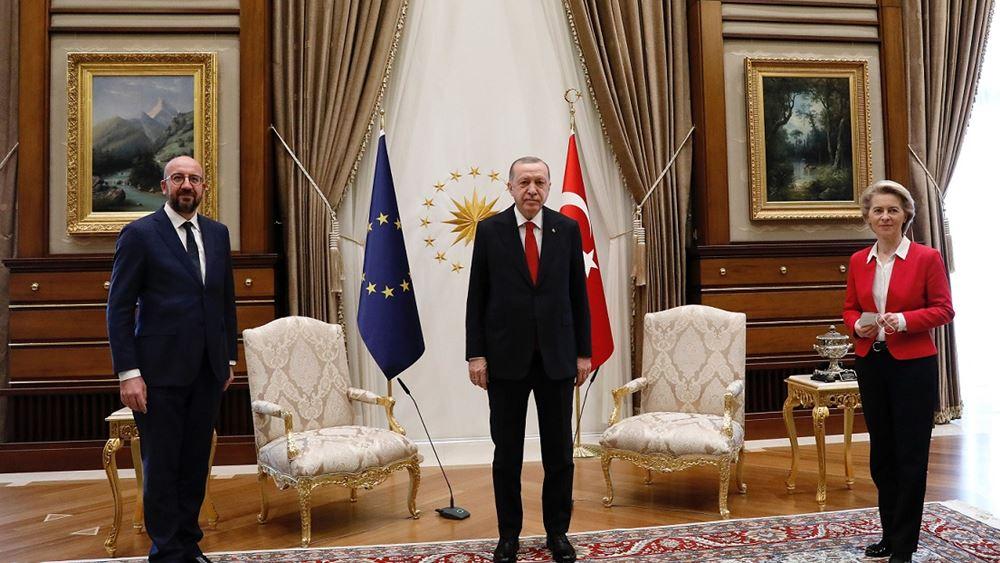 Γενικός Διευθυντής ΕΛΙΑΜΕΠ: Ο Ερντογάν κατάφερεγια μία ακόμη φοράνα διχάσει τους Ευρωπαίους