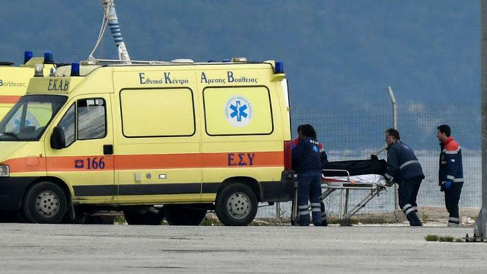 Nεκρός εντοπίστηκε ο 75χρονος κολυμβητής που αγνοείτο στη θαλάσσια περιοχή της Κορίνθου