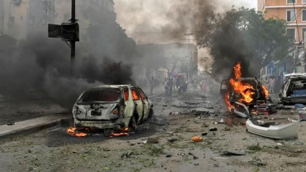 Σομαλία: 12 πράκτορες των υπηρεσιών ασφάλειας σκοτώθηκαν από την έκρηξη βόμβα