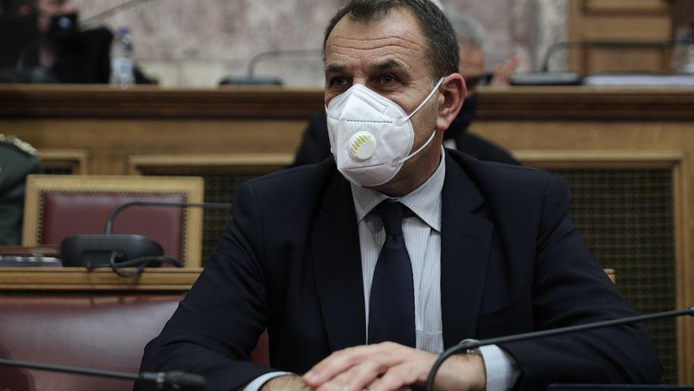 Επικοινωνία Ν. Παναγιωτόπουλου με τον Αμερικανό ομόλογό του: Στο επίκεντρο η στρατηγική συνεργασία Ελλάδας – ΗΠΑ