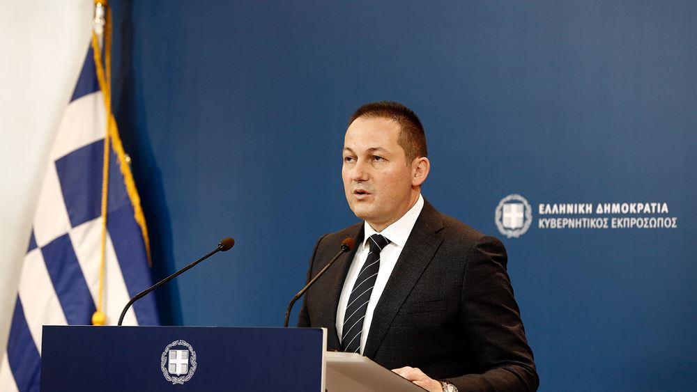 Σ. Πέτσας: Η Ελλάδα ζητεί από την Ε.Ε. έτοιμο κατάλογο ισχυρότατων μέτρων για την Τουρκία