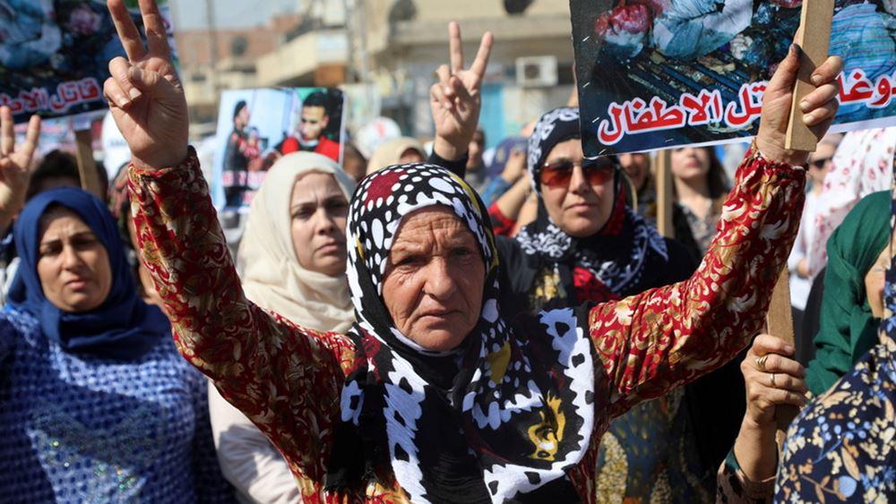 Συρία: Οι διψασμένοι κάτοικοι της Χασάκα κατηγορούν την Τουρκία ότι... τους κόβει το νερό