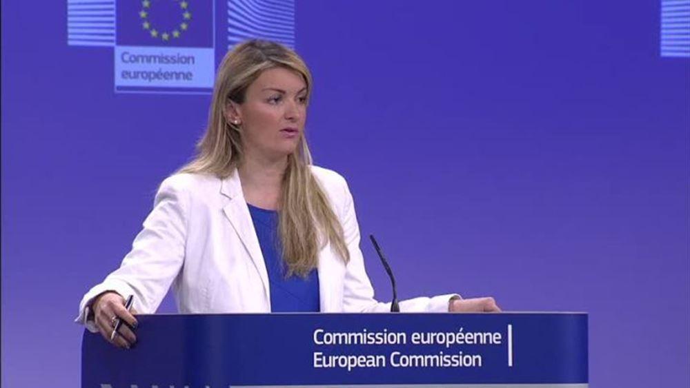 Μ. Αντρέεβα: Εκ μέρους της Κομισιόν δηλώνω περήφανη για την επιλογή Σχοινά