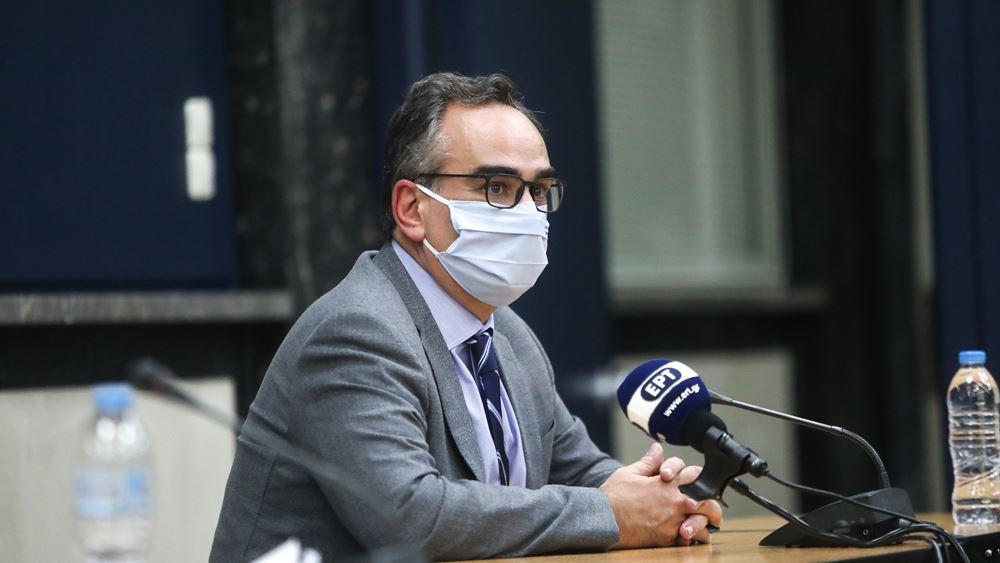 Κοντοζαμάνης: Παρατείνονται οι συμβάσεις όλων των κατηγοριών επικουρικού προσωπικού στον τομέα της υγείας